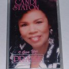 FREE USA Shipping NEW I GIVE YOU PRAISE Candi Staton CASSETTE TAPE Album Song Music AudioCassette