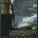 The Cursed One by Ronda Thompson Wild Wulfs of London