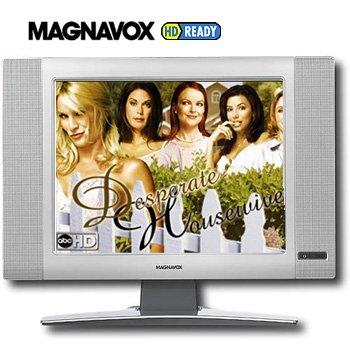 MAGNAVOX 15INCH HD LCD TELEVISION PC MONITOR