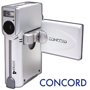 CONCORD DIGITAL VIDEO CAMERA CAMCORDER