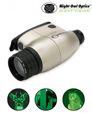 NIGHT OWL 3 NIGHT VISION MONOCULAR