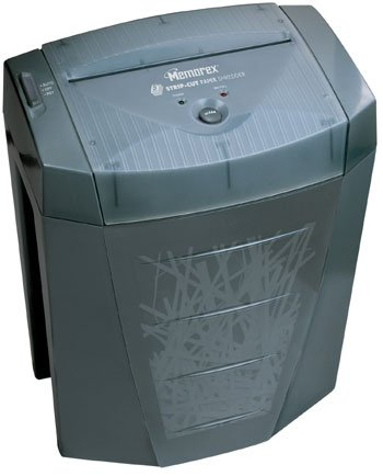 MEMOREX PAPER SHREDDER