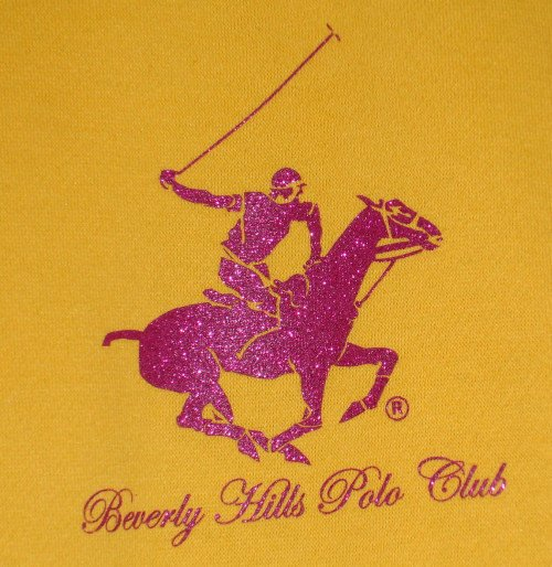 Yellow Sweat Capri length pants by Beverly Hills Polo Club 1X