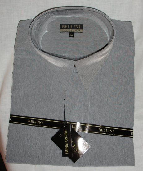 Gray Bellini Men's Shirt XXL  NEW