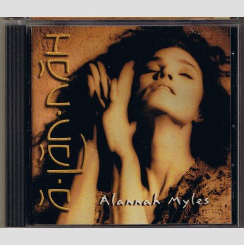 AL-LAN-NAH   Alannah Myles CD
