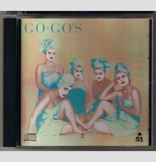 The Go-Go's - Beauty and The Beat -     CD