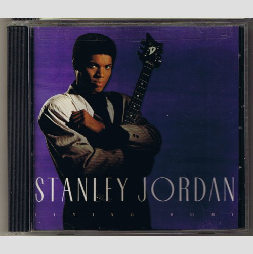 Stanley Jordan - Flying Home -     CD