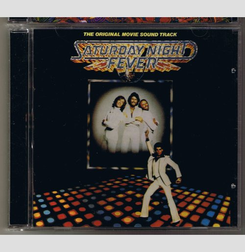 Saturday Night Fever    Soundtrack  1995 remaster     CD