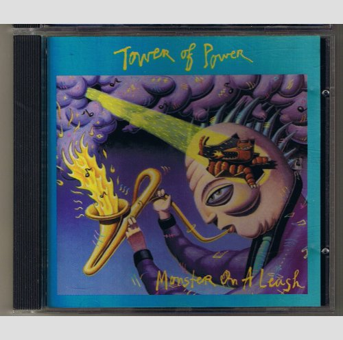 Tower of Power  - Monster On A Leash     CD