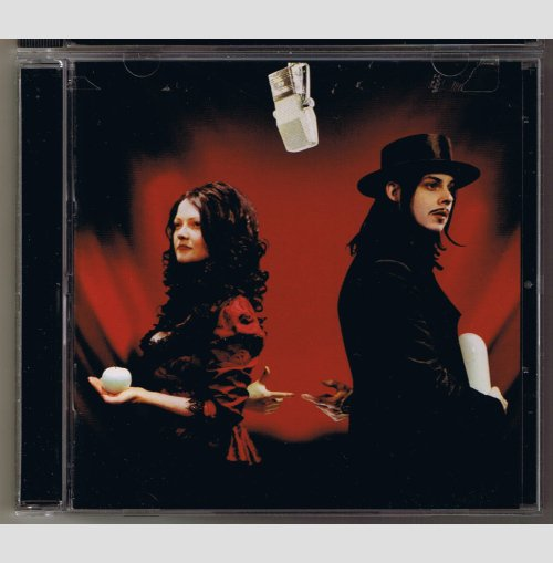 The White Stripes - Get Behind Me Satan    CD
