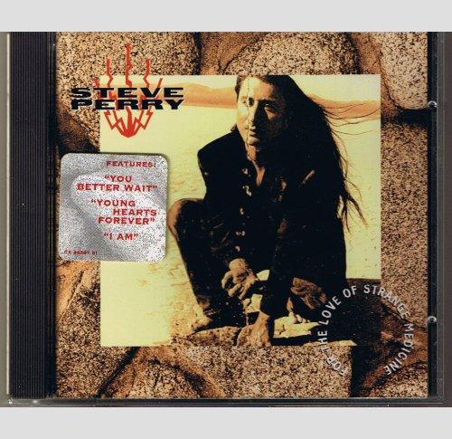 Steve Perry - For the Love of Strange Medicine      CD