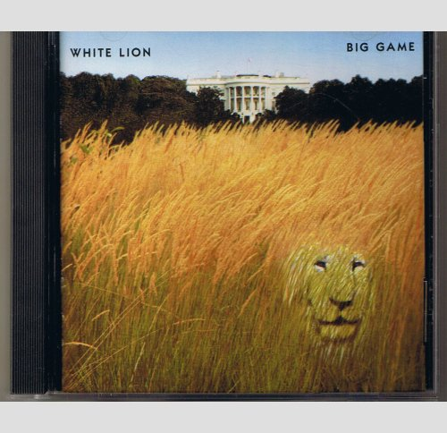 White Lion - Big Game  -     CD
