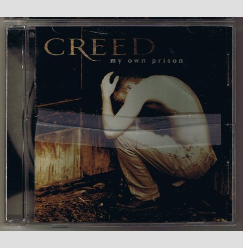 Creed - My Own Prison -     CD