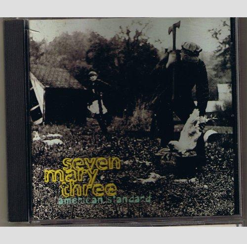 Seven Mary Three - American Standard -     CD