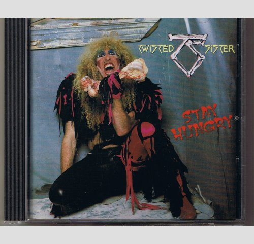 Twisted Sister - Stay Hungry -     CD
