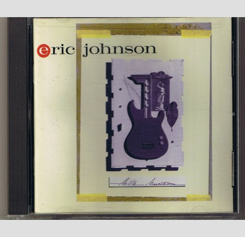 Eric Johnson - Ah Via Musicom-    CD