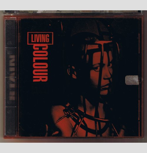 Living Color - Stain  -    CD
