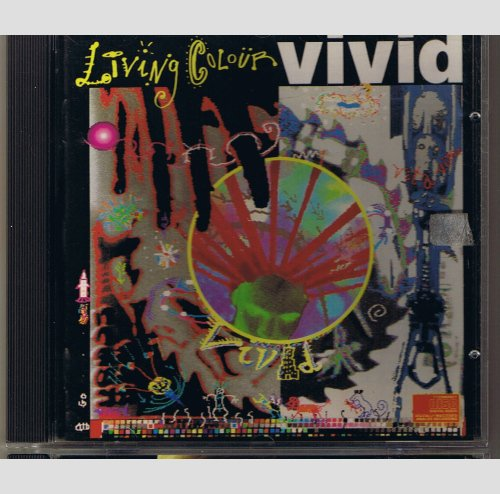 Living Color - Vivid  -    CD