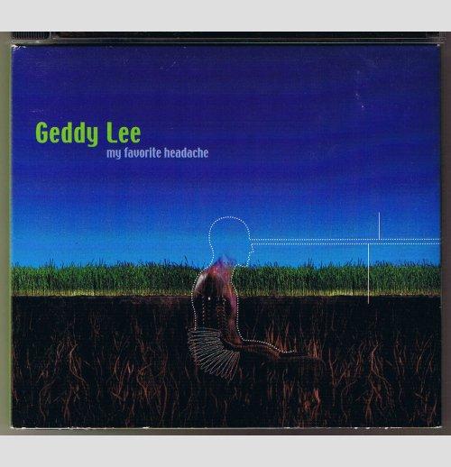 Geddy Lee - My Favorite Headache  -    CD