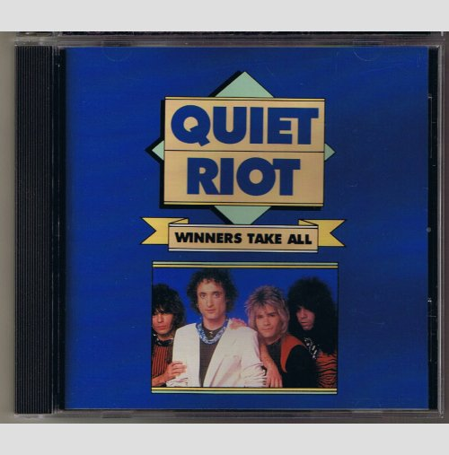 Quiet Riot - Winners Take All  -    CD