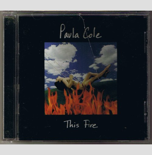 Paul Cole - This Fire -    CD
