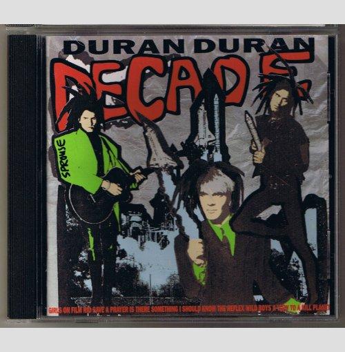 Duran Duran - Decade -     CD