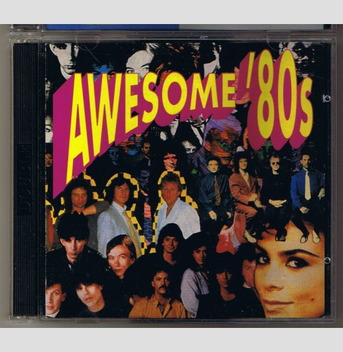Awesome '80s  -    2 CD set