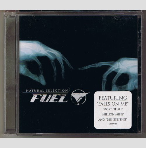 Fuel - Natural Selection  -  Music  CD