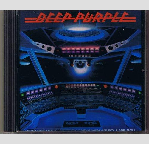 Deep Purple - When We Rock, We Rock & When We Roll, We Roll  -  Music  CD