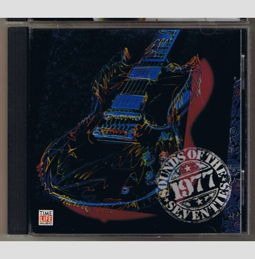 Sounds Of The Seventies  1977-    music CD