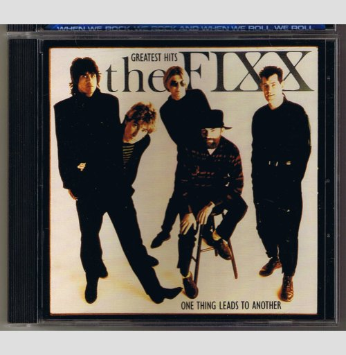 The Fixx - Greatest Hits -     CD