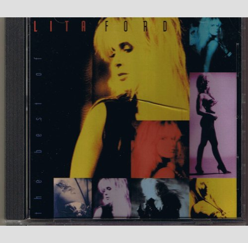 Lita Ford - The Best of Lita Ford -     CD