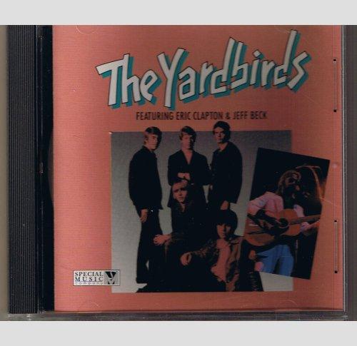 The Yardbirds - Featuring Eric Clapton & Jeff Beck -     CD