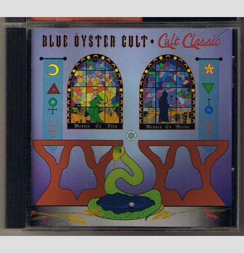 Blue Oyster Cult - Cult Classics -     CD