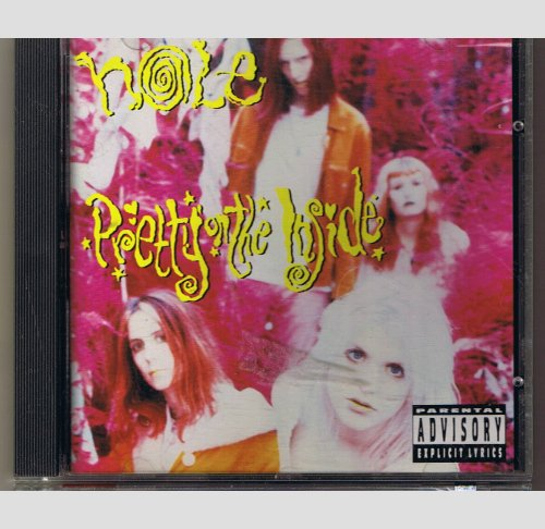 Hole - Pretty on the Inside  -    CD