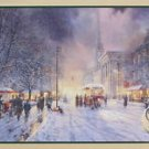 Cobble Hill WINTER INTERLUDE New 1000 pc Jigsaw Puzzle Douglas Laird