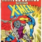 Marvel Comics Presents 4 X-Men VF- 7.5 Mini Comic Promo Barry Smith