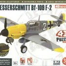 Messerschmitt Bf-109 F-2 Fighter Plane 4D Master Model 32 pcs
