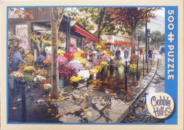 Cobble Hill PARIS IN THE FALL New 500 pc Jigsaw Puzzle