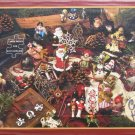 Cobble Hill CHRISTMAS ORNAMENTS New 275 pc Jigsaw Puzzle XL Pieces