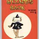 Wizard of Id 6 THE WIZARD'S BACK Johnny Hart Brant Parker First Printing