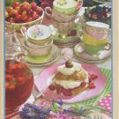 Cobble Hill STRAWBERRY TEA 500 pc New Jigsaw Puzzle