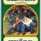 Hardy Boys 65 STONE IDOL Franklin W Dixon 1st Printing
