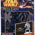 Metal Earth Star Wars DESTROYER DROID New 3D Puzzle Micro Model