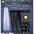 Metal Earth ONE WORLD TRADE CENTER New 3D Puzzle Micro Model