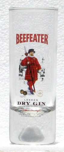 Beefeater Dry Gin Shooter Shot Glass 2 oz