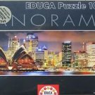 Educa SYDNEY AT NIGHT 1000 pc New Panorama Jigsaw Puzzle