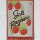 Stoli Stolichnaya Raspberry Vodka Shooter Shot Glass 2 oz Razberi