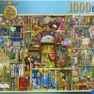 Ravensburger BIZARRE BOOKSHOP 2 1000 pc New Jigsaw Puzzle Colin Thompson