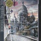 Educa MONTMARTE PARIS FRANCE 1000 pc New Jigsaw Puzzle